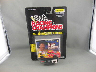 Terry Labonte Racing Champions Limited Edition 1997 Pinnacle Collector Series