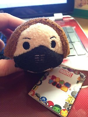 Winter Soldier Bucky Barnes mini  Tsum Tsum New with tags