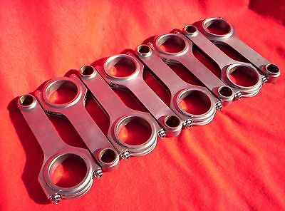 Eagle brand BBC H-beam connecting rods, excellent condition.