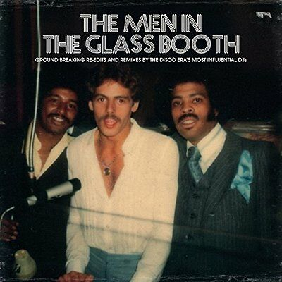 Various-The Men In The Glass Booth (Part A)-Vinyl Maxi (5) Bbe Neu