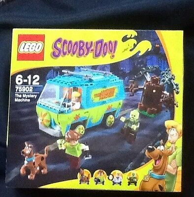 LEGO Scooby-Doo The Mystery Machine 75902. Yours In 3 Days