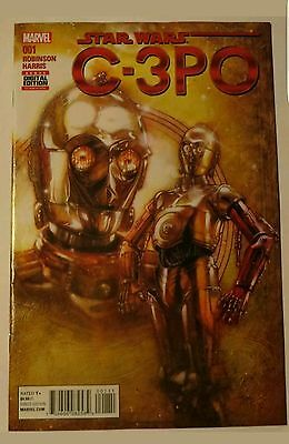 STAR WARS SPECIAL - C-3PO #1 Rare 1st First Print COMIC - Marvel 2016 New