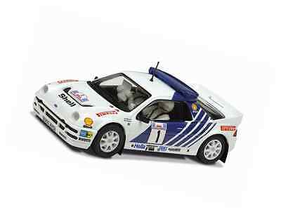 Scalextric 1:32 Scale Ford RS200 Slot Car