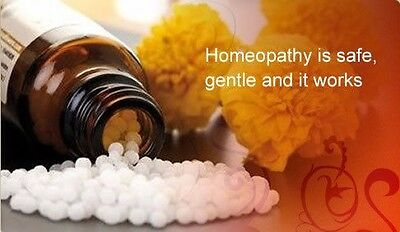 Homeopathic Tonsillitis Sore Throat Medicine Natural Herbal Homeopathy Remedy