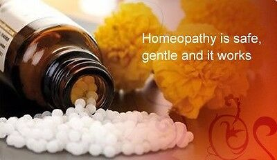 Homeopathic Nervous Stress Anxiety Medicine Natural Homeopathy Remedy