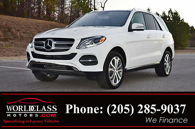 2016 Mercedes-Benz GLE 4MATIC 4dr GLE350 1-Owner, only 9K mi! Fully LOADED 2016 Mercedes-Benz GLE 350 4Matic AWD Nav!
