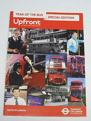 TfL Surface Transport Upfront Magazine Feb 2014: Year of the Bus Special Edition