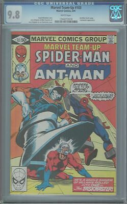 Cgc 9.8 Marvel Team-Up #103 White Pages 2Nd Full Appearance Taskmaster Ant-Man
