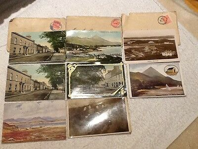 Postcards 1012 - 1914 printed in Ireland