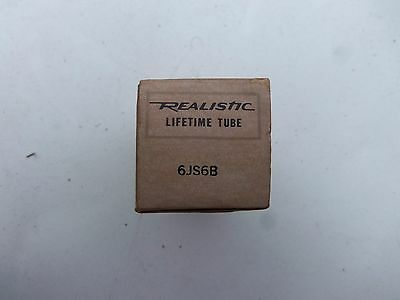 6Js6B Rf Power Output Vacuum Tube Nib/nos
