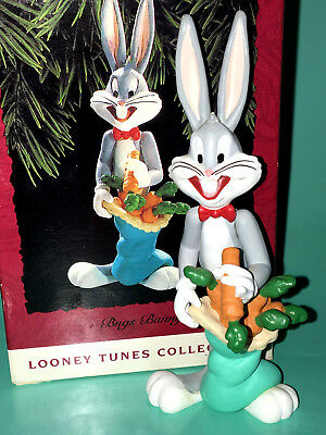 HALLMARK Keepsake 1993 BUGS BUNNY  Looney Tunes CHRISTMAS ORNAMENT Vintage NEW
