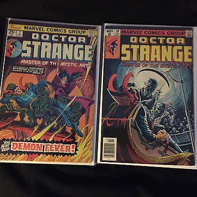Doctor Strange Vol. 2. Issues 7 And 39