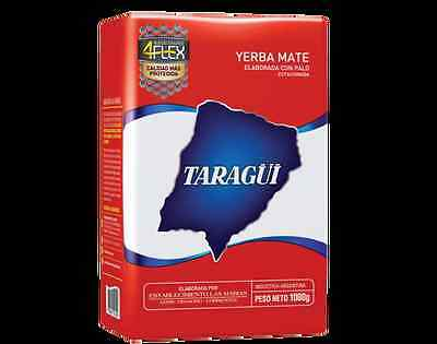 Taragui Traditional Yerba Mate - Red 2 x 1kg (2kgs in total) - Australian Stock!