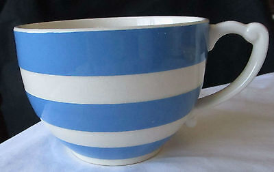 T G Green England Blue & White Cornish Ware Giant Cup