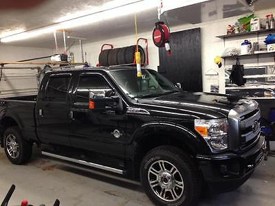 2015 Ford F-250  2015 Ford F-250 Platinum Edition LOW MILES-F350 Super Duty