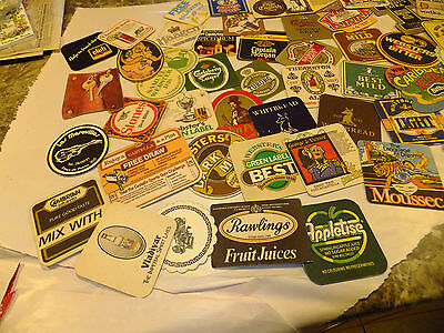 Collectable Beer Coasters various Lot 2