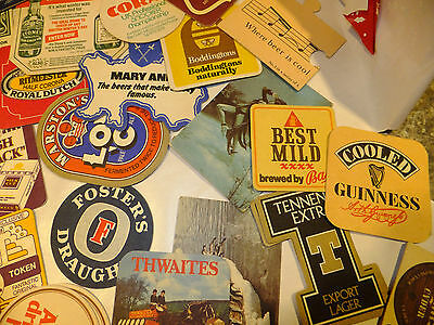 Collectable Beer Coasters various Lot 3