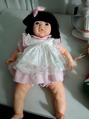 """Dolls By Pauline """"Lucie"""""""
