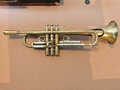 Antoine Courtois Evolution II Trumpet/ With Case