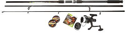 Matt Hayes Carp Fishing Rod and Reel Set. From the Official Argos Shop on ebay