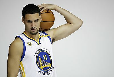 KLAY THOMPSON Poster [Various Sizes] NBA GOLDEN STATE WARRIORS A