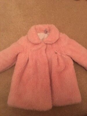 Mayoral Baby Girls Coat 9-12 Months