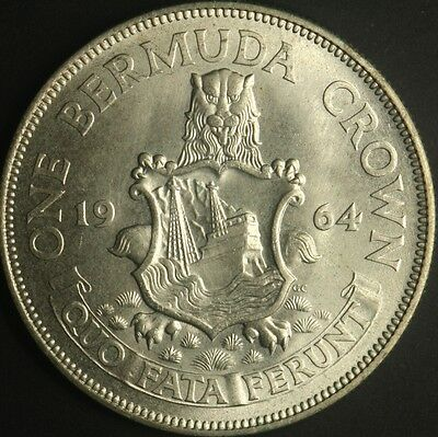 Bermuda Crown 1964