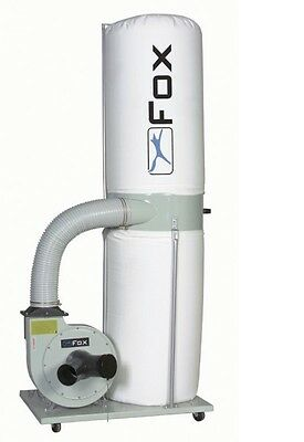 F50-842 FOX 2 HP DUST EXTRACTOR 240 volts