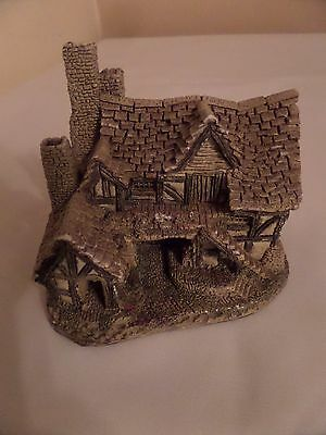 David Winter 'the Bothy' cottage, hand made in 1983