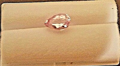 1.77 ct Pink Imperial Topaz from Brazil