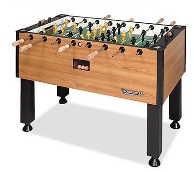 Tornado Cyclone II Foosball Table made in USA