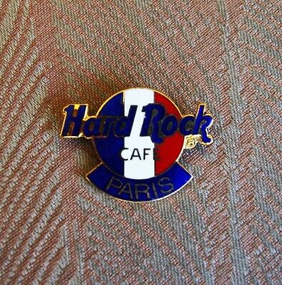 Hard Rock Cafe Paris badge in mint condition