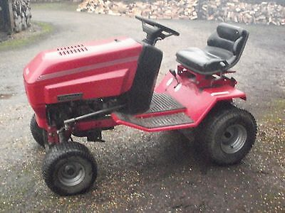 Westwood S1300 Ride on tractor/mower