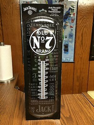 Jack Daniels 17 Inch Repeat Thermometer New In Package -No 150Th Belle Rye Gold