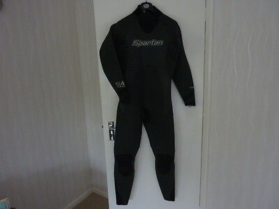 Spartan Reflex 5/4/3 wetsuit. Size men's Small Tall. Unused. Free P & P.