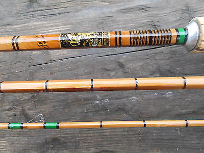 Aspindales Legerdale All Built Cane 3  Pce 9Ft Legering Rod