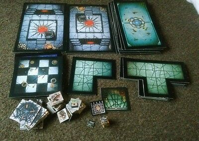 warhammer quest tiles and box
