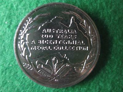 bicentennial medal  captain cook 200 years