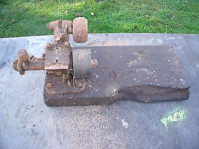 ATTACHMENT FOR Hand cranked sheep shearer. vintage. Stewart.