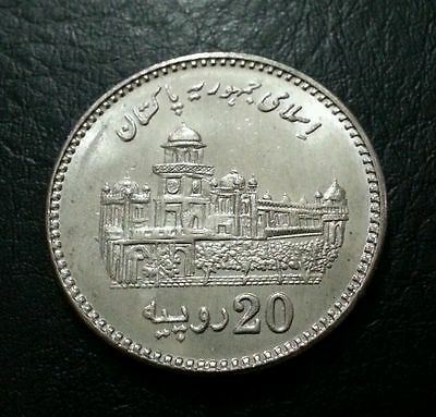 Pakistan 20 Rs Commemorative Coin 100 Years Of Islamia College Peshawar Unc
