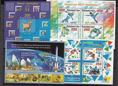 Kazakhstan Kasachstan 2014 MNH** Mi. Year Set issued 2015