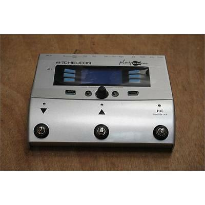 TC Helicon Play Electric Vocal & Guitar FX Pedal