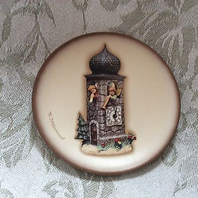 Hummel Century Collection Plate Hum 888 Call to Worship, Goebel 1998