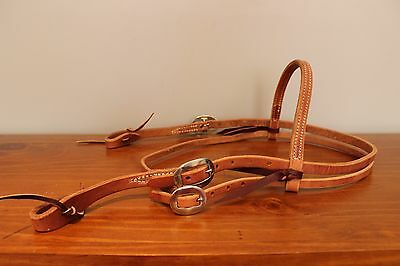 Quality Leather Western Bridle horse riding