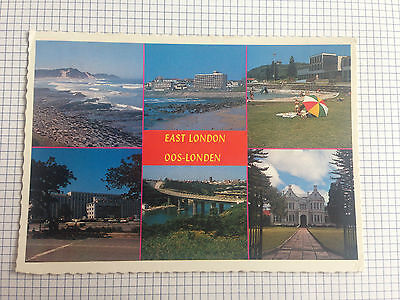 South Africa East London Cape Province Oos-London Postcard