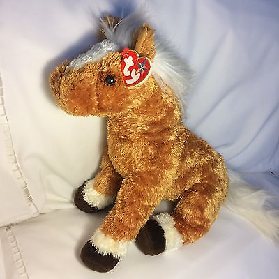TY Trotter the Horse Beanie Buddy