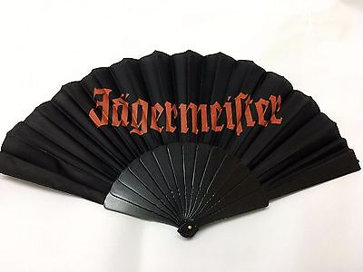 Jagermeister promotional portable  hand-held fan NEW