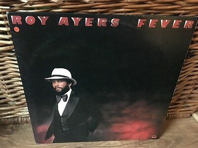 Roy Ayers Lp Fever Pd16204 - US Copy /excellent
