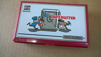 Nintendo Game and Watch, Safebuster, JB-63