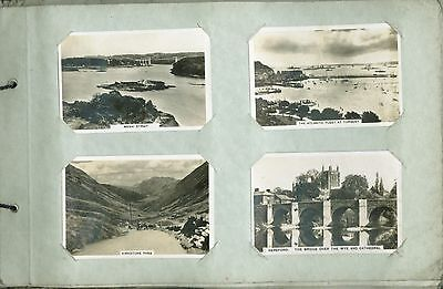 Senior Service cigarette cards 'Sights of Britain Series 2' set of 48 cards in a